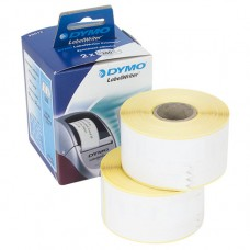 Dymo - 19 MMX7M-TAPE BLACK/WHITE
