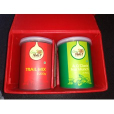 2 Tall Can Gift Box