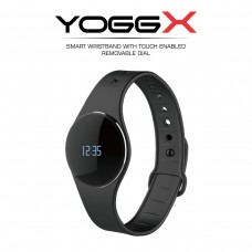 Portronics - Yogg X Smart Touch Wrist Band