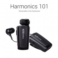 Portronics - Harmonics 101 Retractable Bluetooth In-Ear Earphones