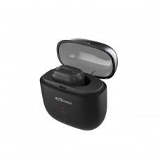 Harmonics Talky II - Mini Bluetooth Earbud with Storage & Charging Case