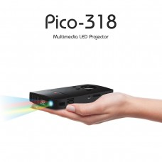 Portronics - Pico-318 Multimedia LED Projector