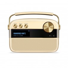 Saregama Carvaan Portable Digital Music Player (Champagne Gold) - Sound by Harman Kardon