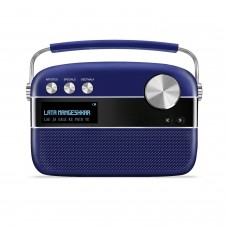 Saregama Carvaan Portable Digital Music Player Premium (Royal Blue)